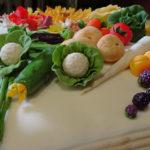 Celebration Cake - detail - Brenda Lambert - DSC02866
